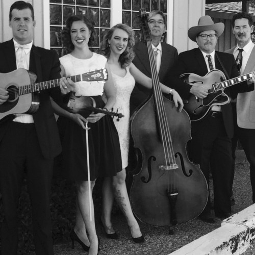 Hank & Ella with The Fine Country Band