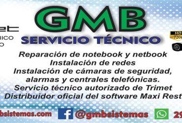 GMB SERVICIO TÉCNICO