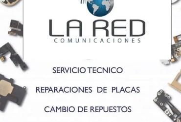 LA RED COMUNICACIONES
