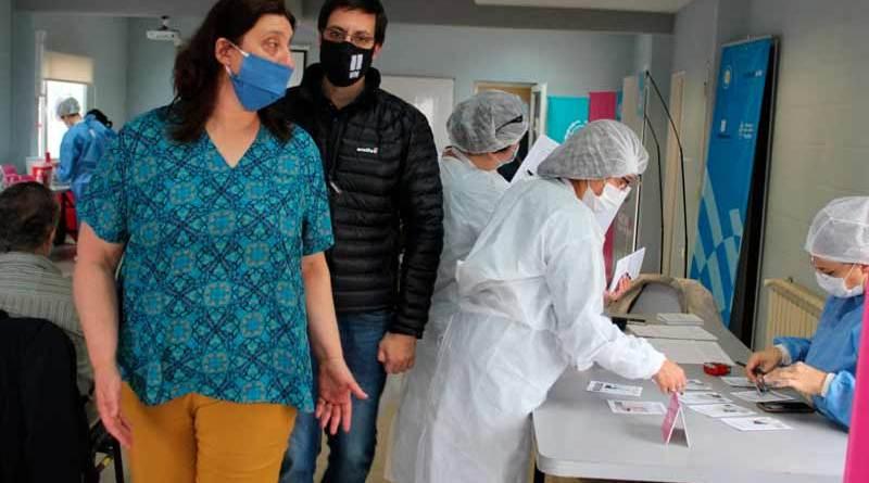 Centro de Vacunación