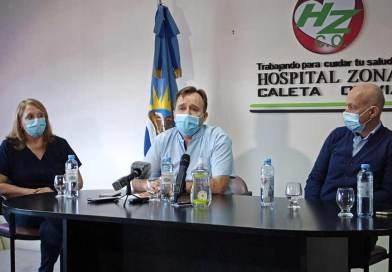 autoridades del HZCO