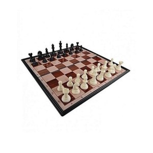 Foldable Magnetic Chess Set Game