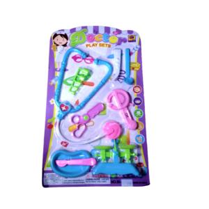 Kids Medical Doctor Play Toy Set