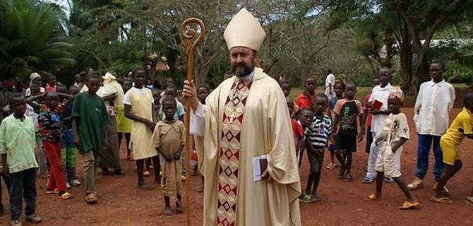 obispo-bangassou