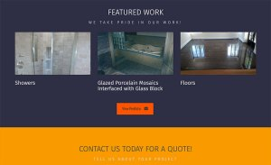 Applied Tile Featured Work
