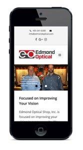 Edmond Optical iPhone Phase