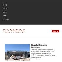 McCormick Mobile Menu