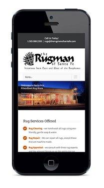 Rugman iPhone Responsive Image