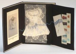 Aunt Sylvia's Dress by Barbara Macks