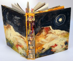 A Painterly Book by Squidge Lain