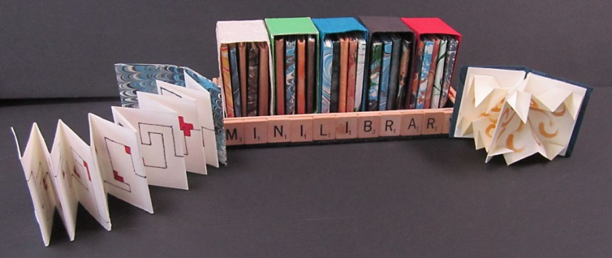 Mini Library by Lee Mann
