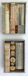 Diptych, Art of Repair I & II by Edi Klingner