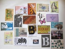 """""""B"""" Postcards"""