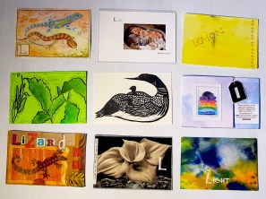 """L"" Postcards"