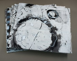 Artist Book #6 by S.C. Thayer