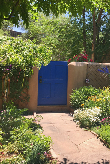 Home Garden Tours The Santa Fe Garden Club