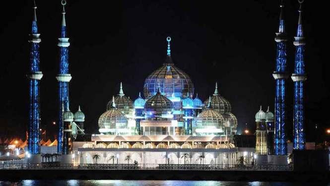 masjid krystal
