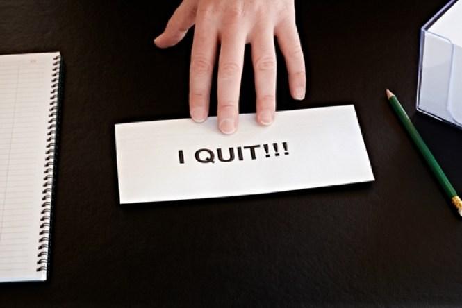 contoh surat pengunduran diri organisasi