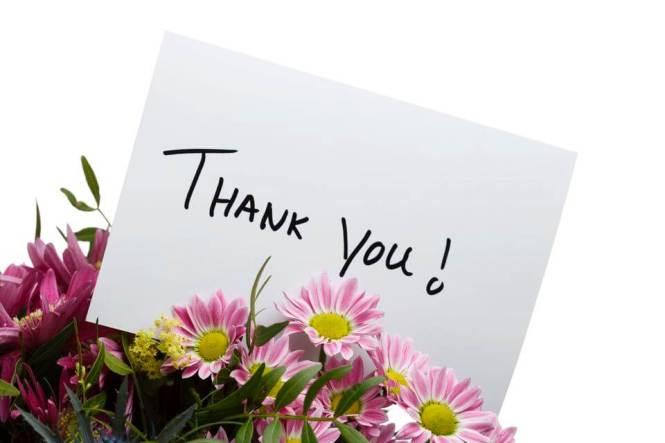 1001 Ucapan Terima Kasih untuk Ibu, Guru, Sahabat dan Pacar