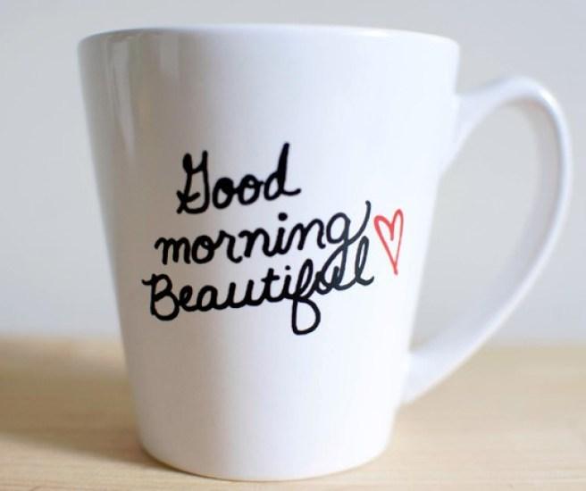 Ucapan Selamat Pagi untuk Kekasih