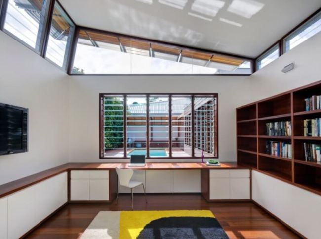 Spectacular work room ideas #Deskideas #Smallofficeideas #Officedecoratingideas #Homeofficedecor