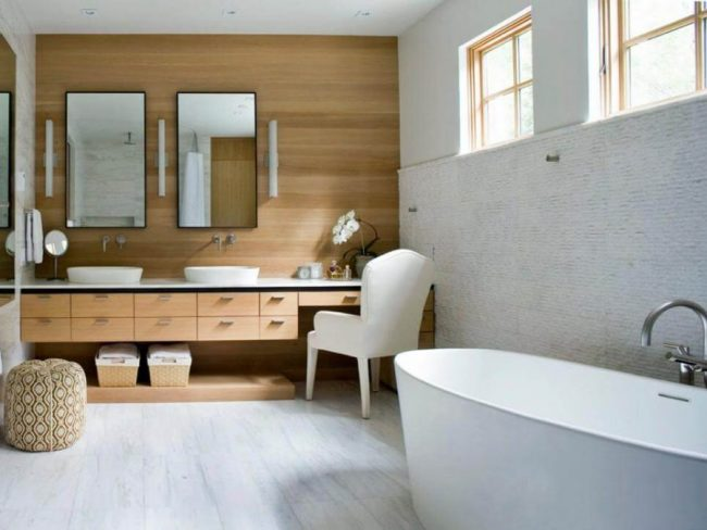 Unique very small space bathroom design #Tinyspace #Vanities #Apartmenttherapy #Masterbathroomideas