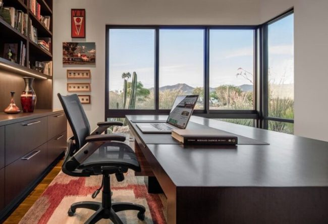 Astonishing zen home office design #Deskideas #Smallofficeideas #Officedecoratingideas #Homeofficedecor