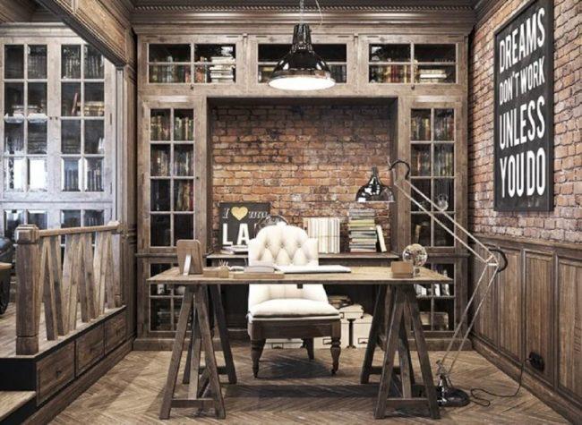 Brilliant women's home office ideas #Deskideas #Smallofficeideas #Officedecoratingideas #Homeofficedecor