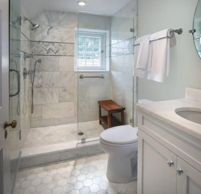 √ 20 The Best Small Bathroom Remodel Ideas and Functional