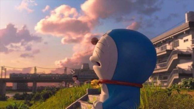 Kumpulan Gambar Doraemon Sedih
