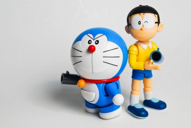 Gambar Nobita Keren Hd