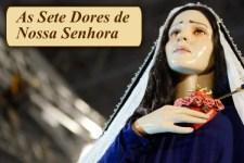 As Sete Dores de Nossa Senhora (por Santo Afonso - Glórias de Maria)