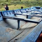 Bote Baleeiro vai ser recuperado.