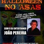 Halloween Clube Asas do Atlântico