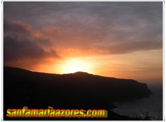 Nascer do sol - Malbusca Santa Maria