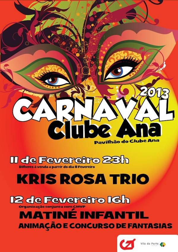 Carnaval Clube Ana