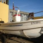 Vende-se Barco de Recreio