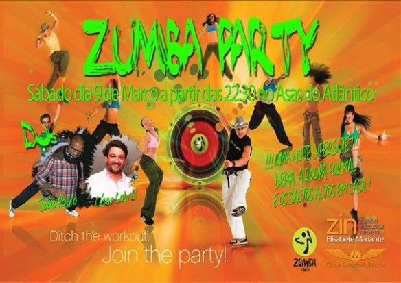 Zumba PArty Asas