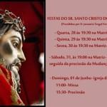 Festas do Senhor Santo Cristo dos Milagres em Santa Maria