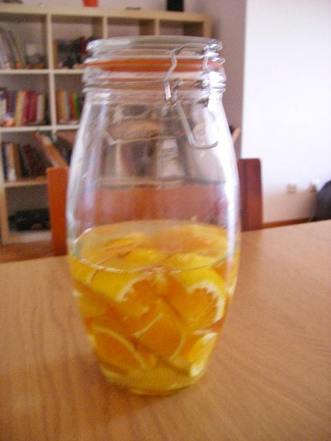 Licor-de-laranja