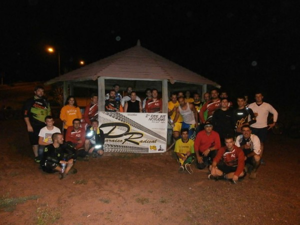 Cartaz 2º Ride Btt noturno