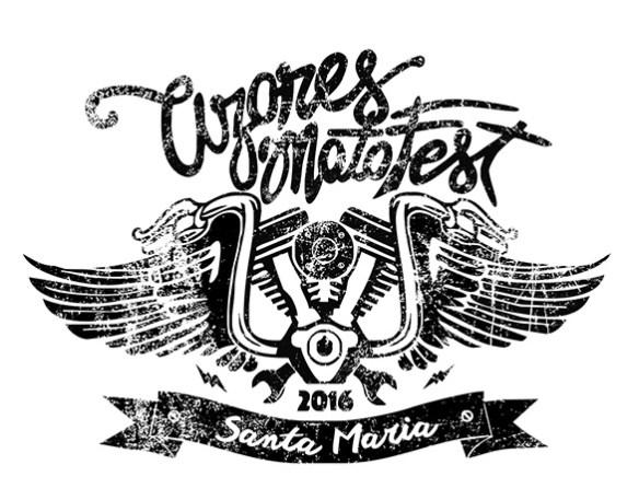 Logotipo - Azores Motofest 2016