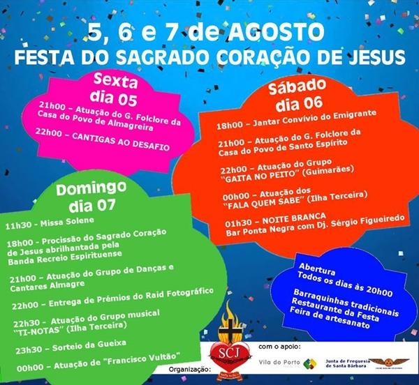 Festas-Sagrado-Coracao-jesus-santa-barbara-santa-maria-azores