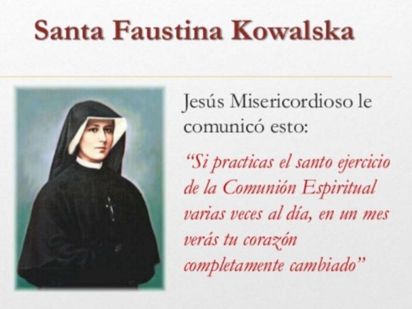 Santa Faustina Kowaslky