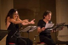 il pietoso caso di Romeo e Giulietta: Manuela Mandracchia e Fabio Cocifoglia