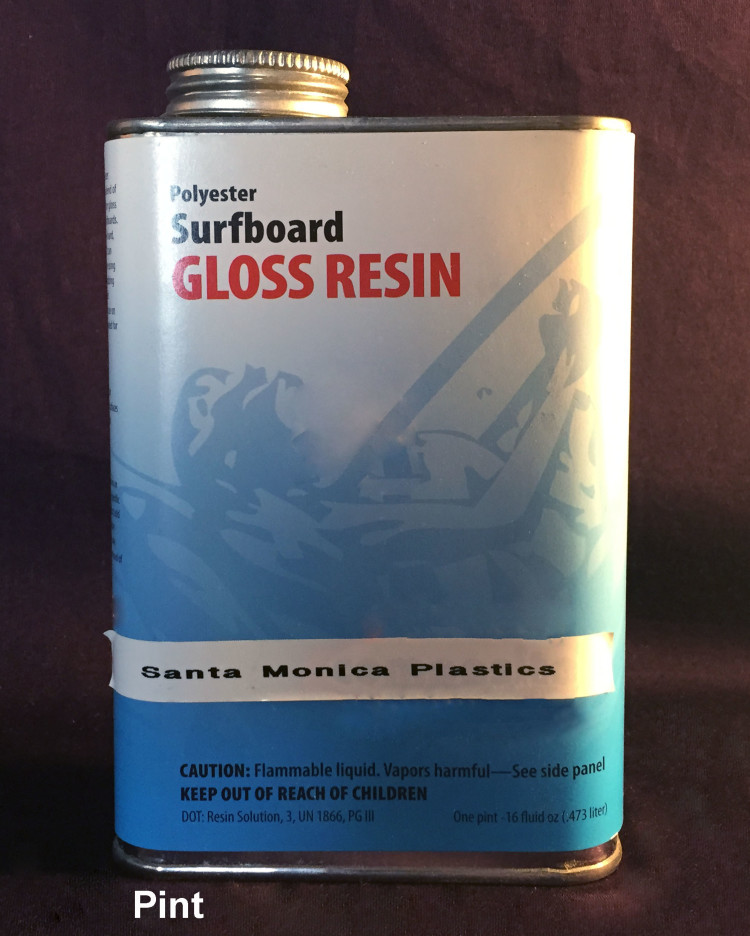 Polyester Gloss Resin (Pt)