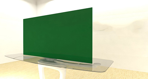 Acrylic Sheets – Cut To Size – Forest Green – S2030