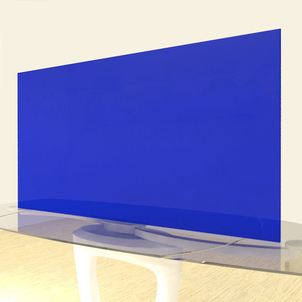 Acrylic Sheets – Cut To Size – Translucent Sky Blue – S324