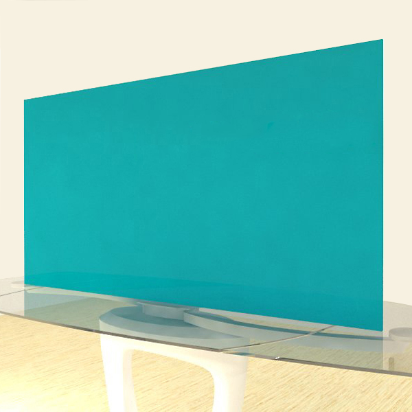 Acrylic Sheets – Cut To Size – Opaque Dark Teal Green – S2308