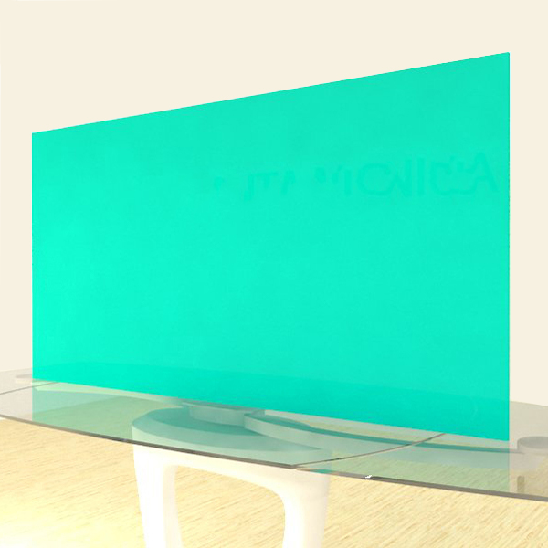 Acrylic Sheets – Cut To Size – Opaque Mint Green – S2324